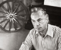 panufnik-at-work-in-his-studio